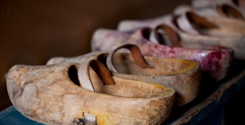 Wooden Clogs (Shoes), Zuidersee Museum, Enkhuizen, North Holland, Netherlands, Image: 295619564, License: Rights-managed, Restrictions: , Model Release: no, Credit line: Profimedia, All Canada Photos